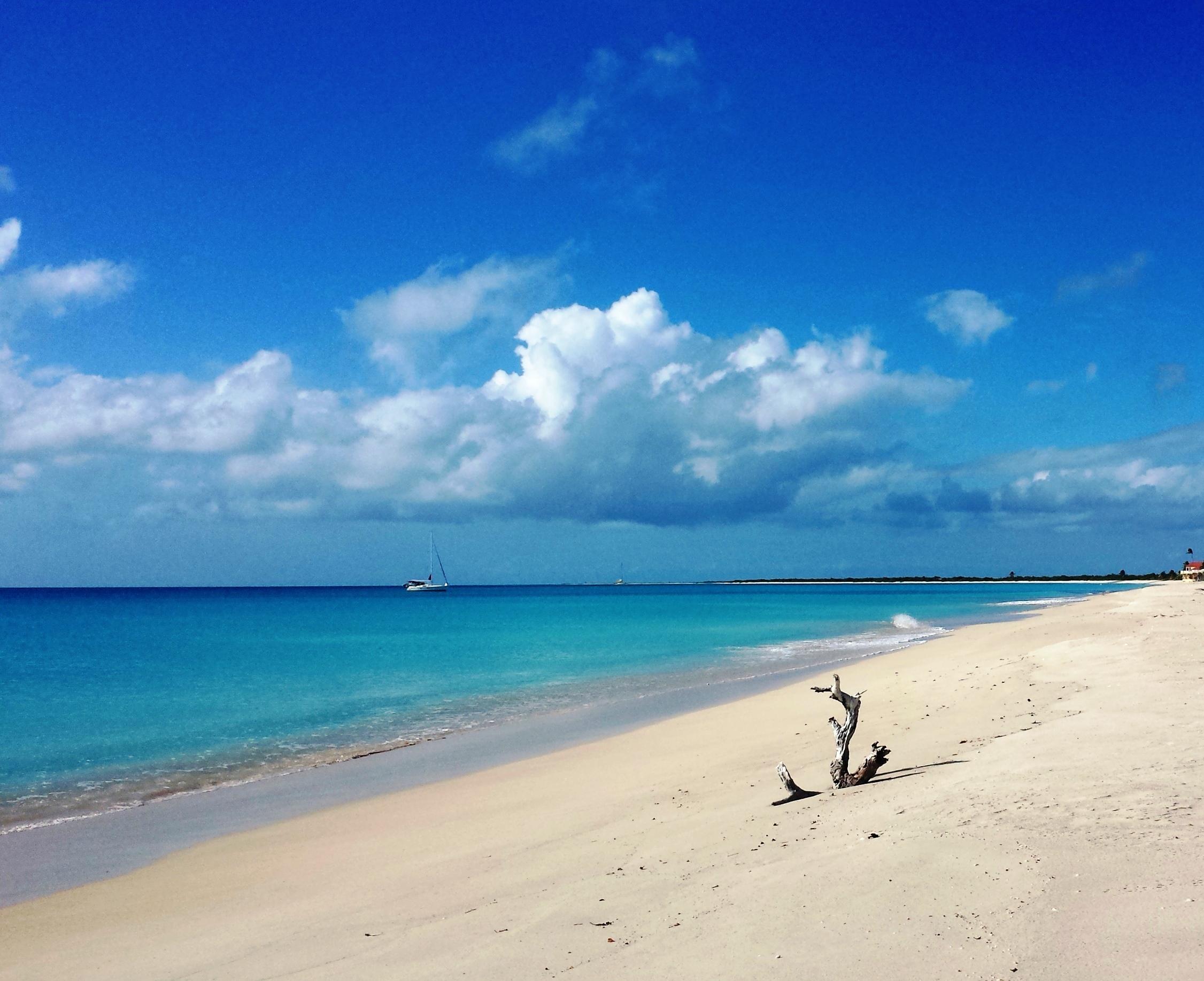 Stage de voile antilles Caraïbes